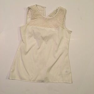 Lace Accent Tank